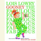 Gooney the Fabulous Audiobook, by Lois Lowry