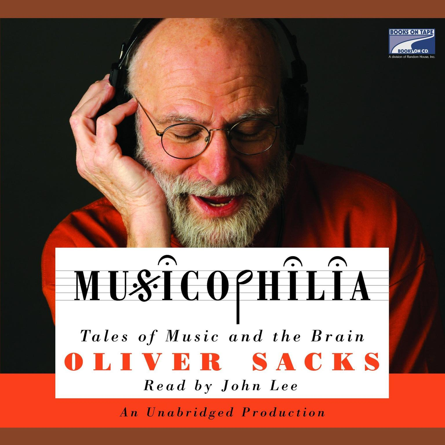 Printable Musicophilia: Tales of Music and the Brain Audiobook Cover Art