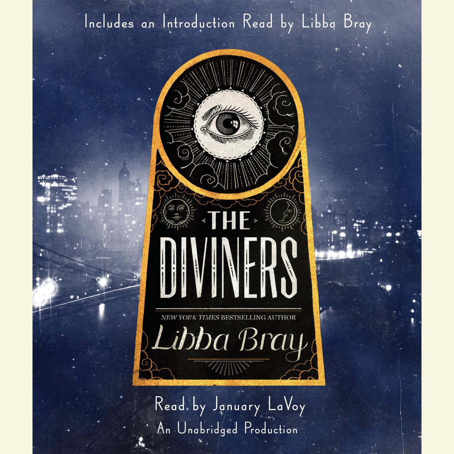 Printable The Diviners Audiobook Cover Art