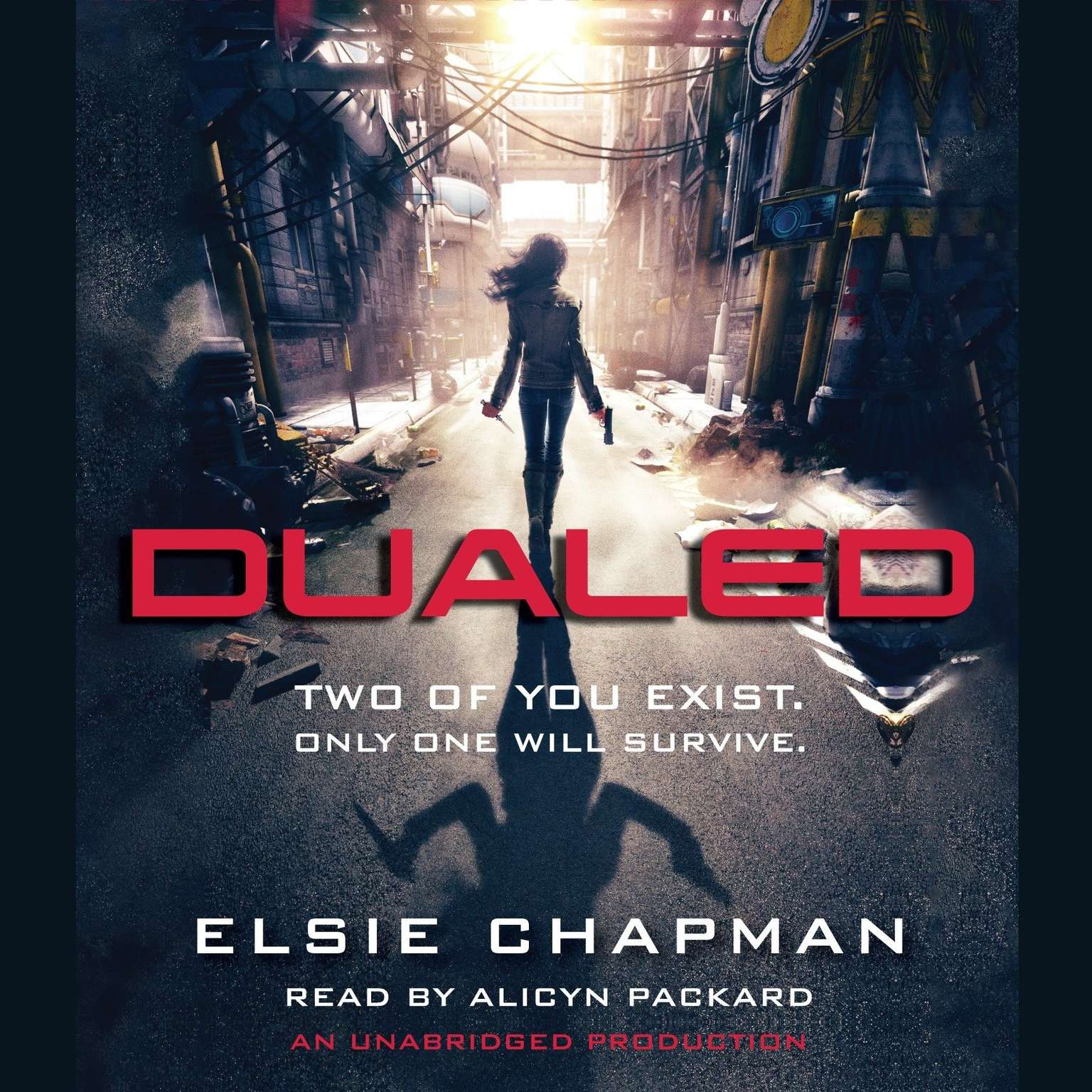Printable Dualed Audiobook Cover Art