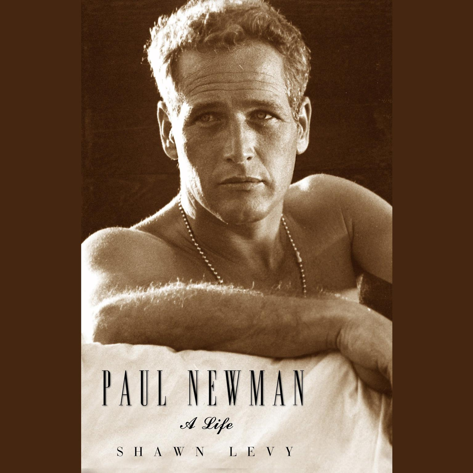Printable Paul Newman: A Life Audiobook Cover Art