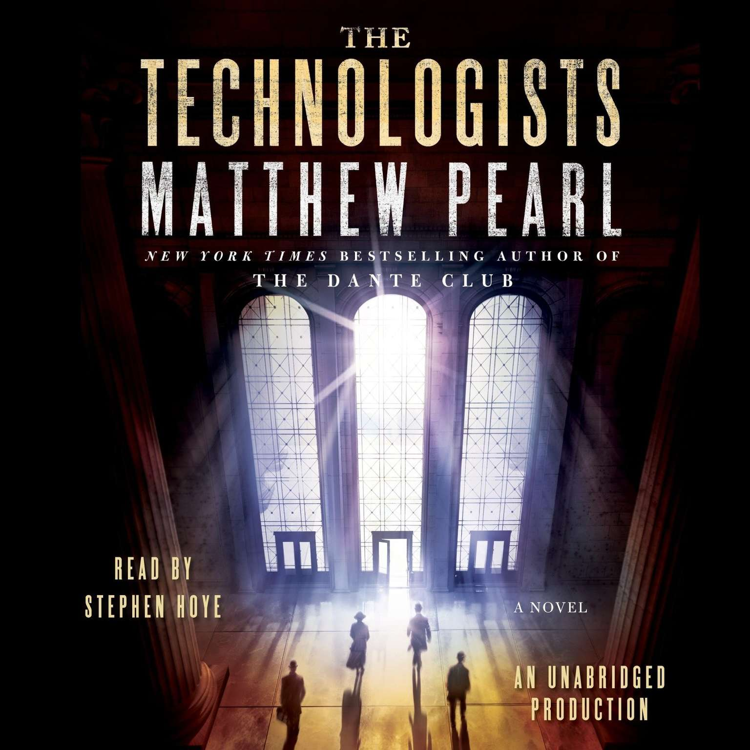 Printable The Technologists: A Novel Audiobook Cover Art