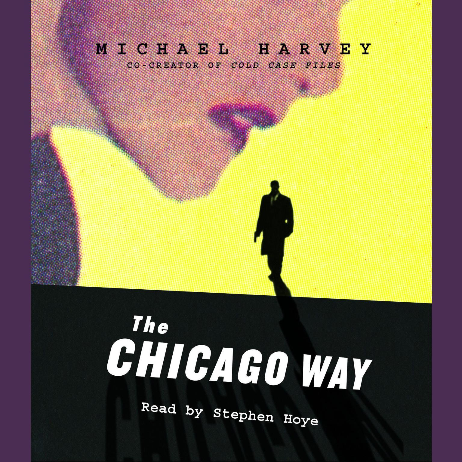 Printable The Chicago Way Audiobook Cover Art