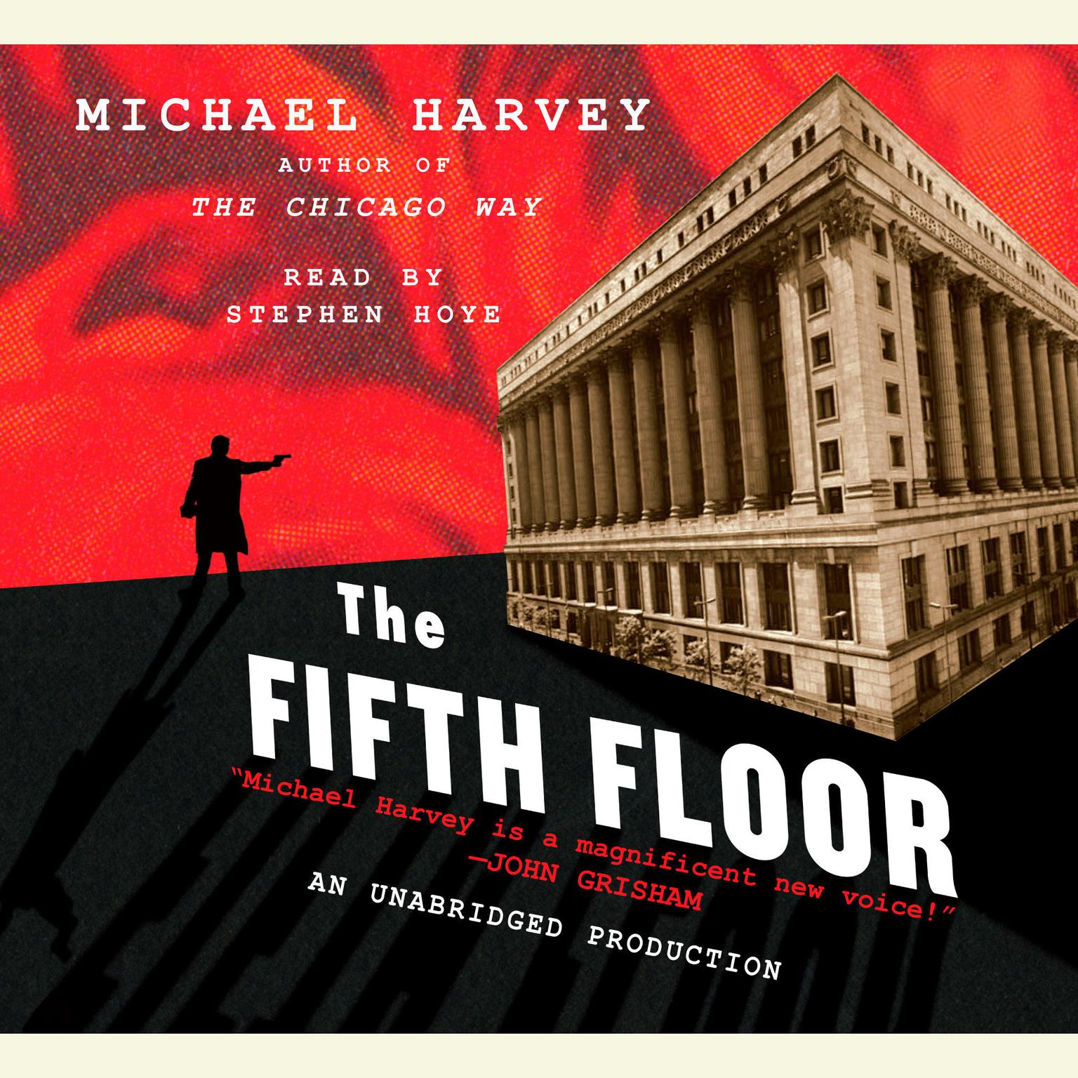 Printable The Fifth Floor Audiobook Cover Art