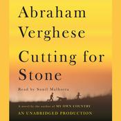 Cutting for Stone: A Novel Audiobook, by Abraham Verghese