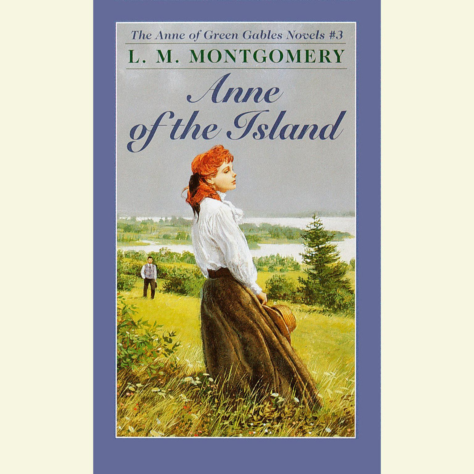Anne of the Island Audiobook, by L. M. Montgomery