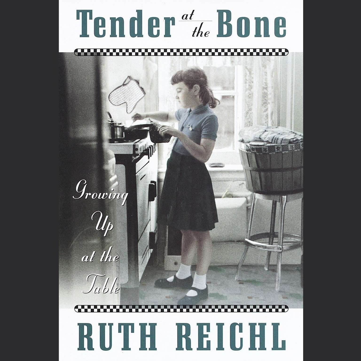Printable Tender at the Bone Audiobook Cover Art