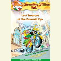 Geronimo Stilton Book 1: Lost Treasure of the Emerald Eye Audiobook, by Geronimo Stilton
