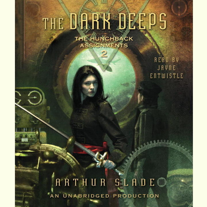 Printable The Dark Deeps: The Hunchback Assignments 2 Audiobook Cover Art