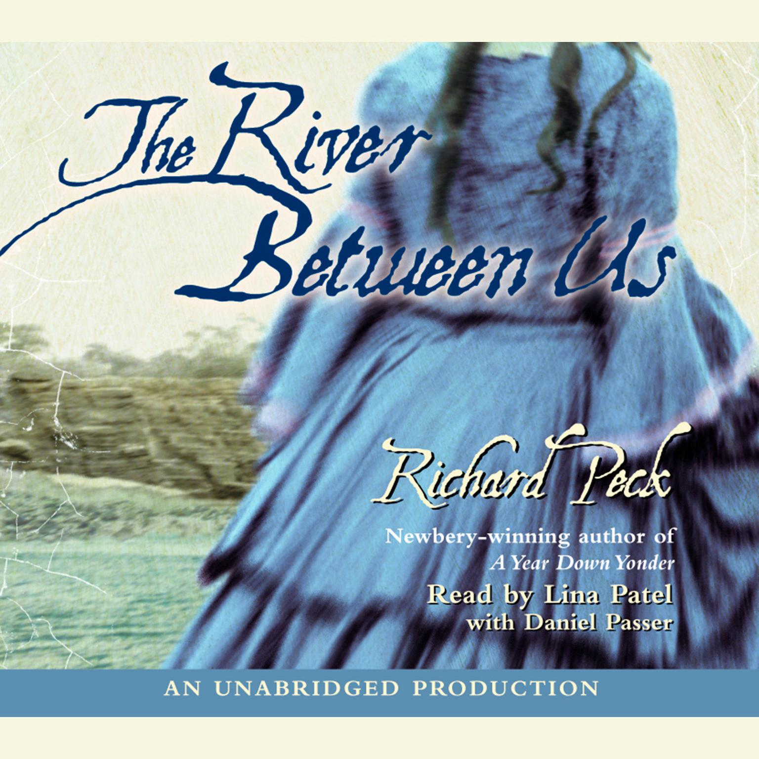 Printable The River Between Us Audiobook Cover Art