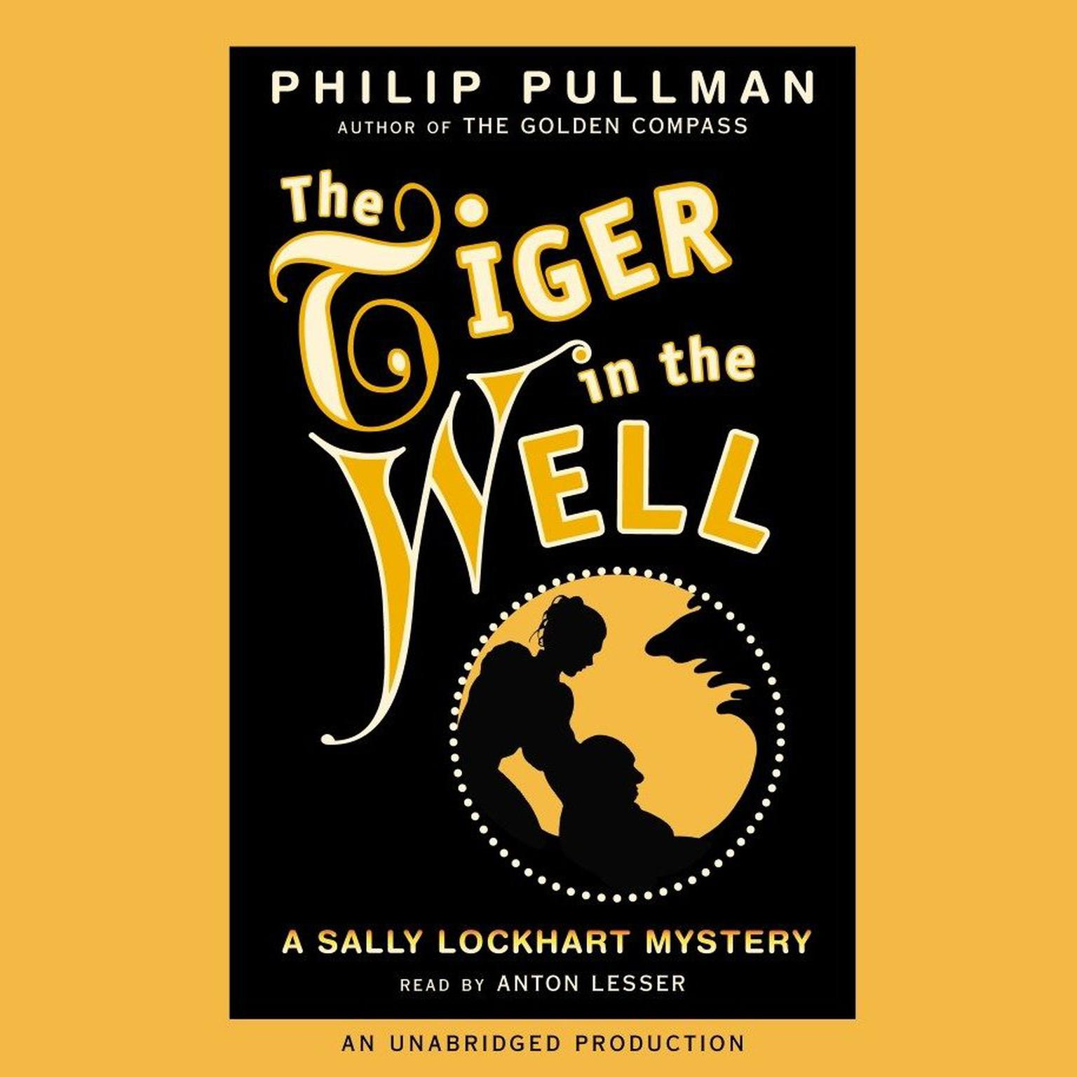 Printable The Tiger In the Well: Book Three Audiobook Cover Art