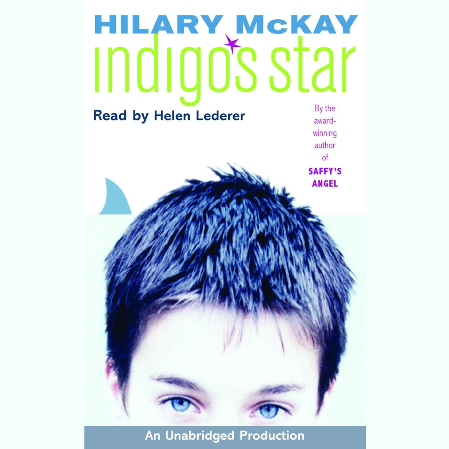Printable Indigo's Star Audiobook Cover Art