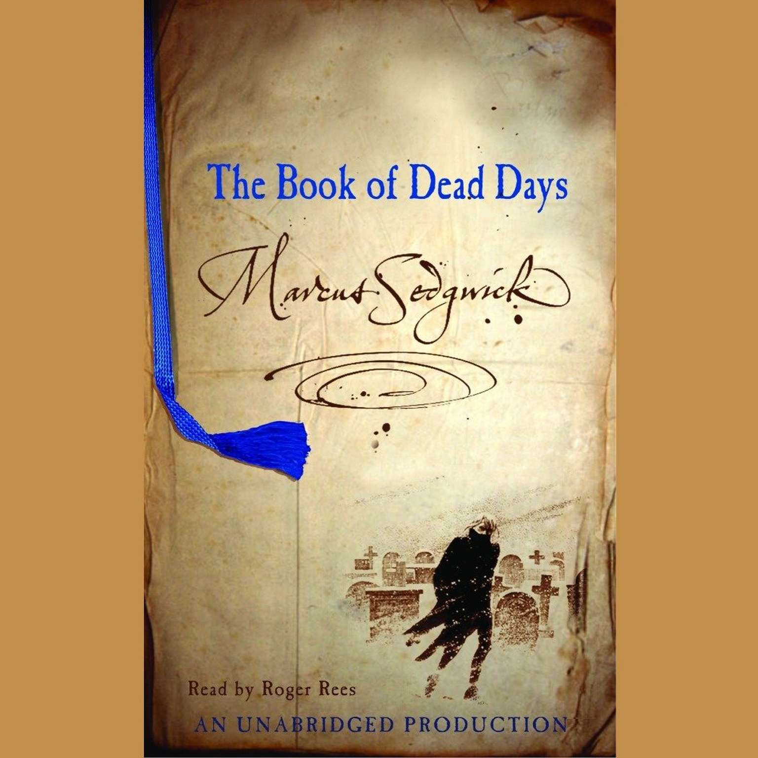 Printable The Book of Dead Days Audiobook Cover Art