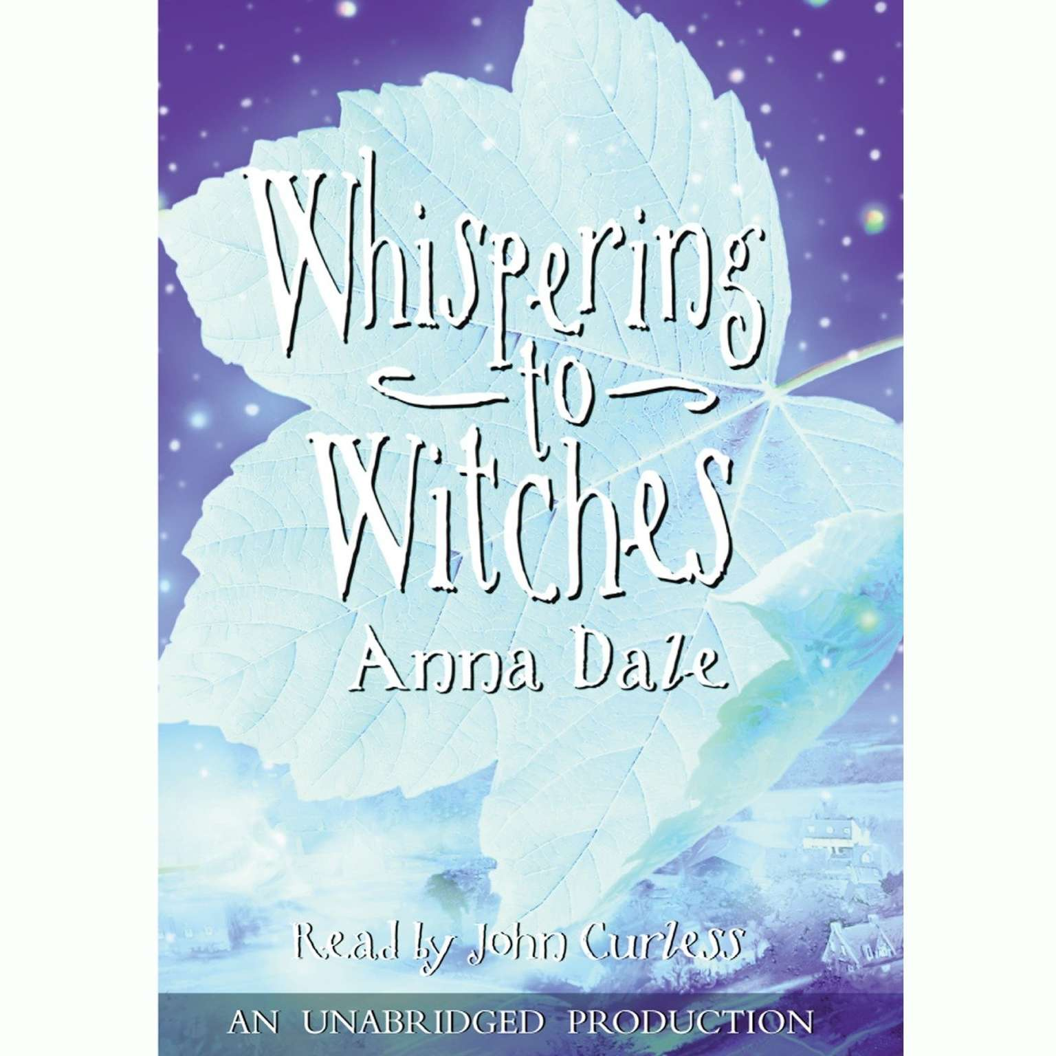 Printable Whispering to Witches Audiobook Cover Art