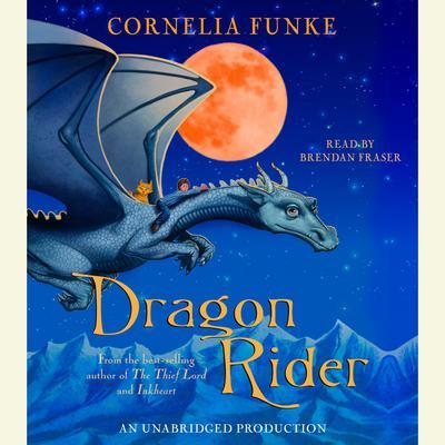 Dragon Rider Audiobook, by Cornelia Funke