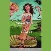 Girl, 15, Charming but Insane Audiobook, by Sue Limb