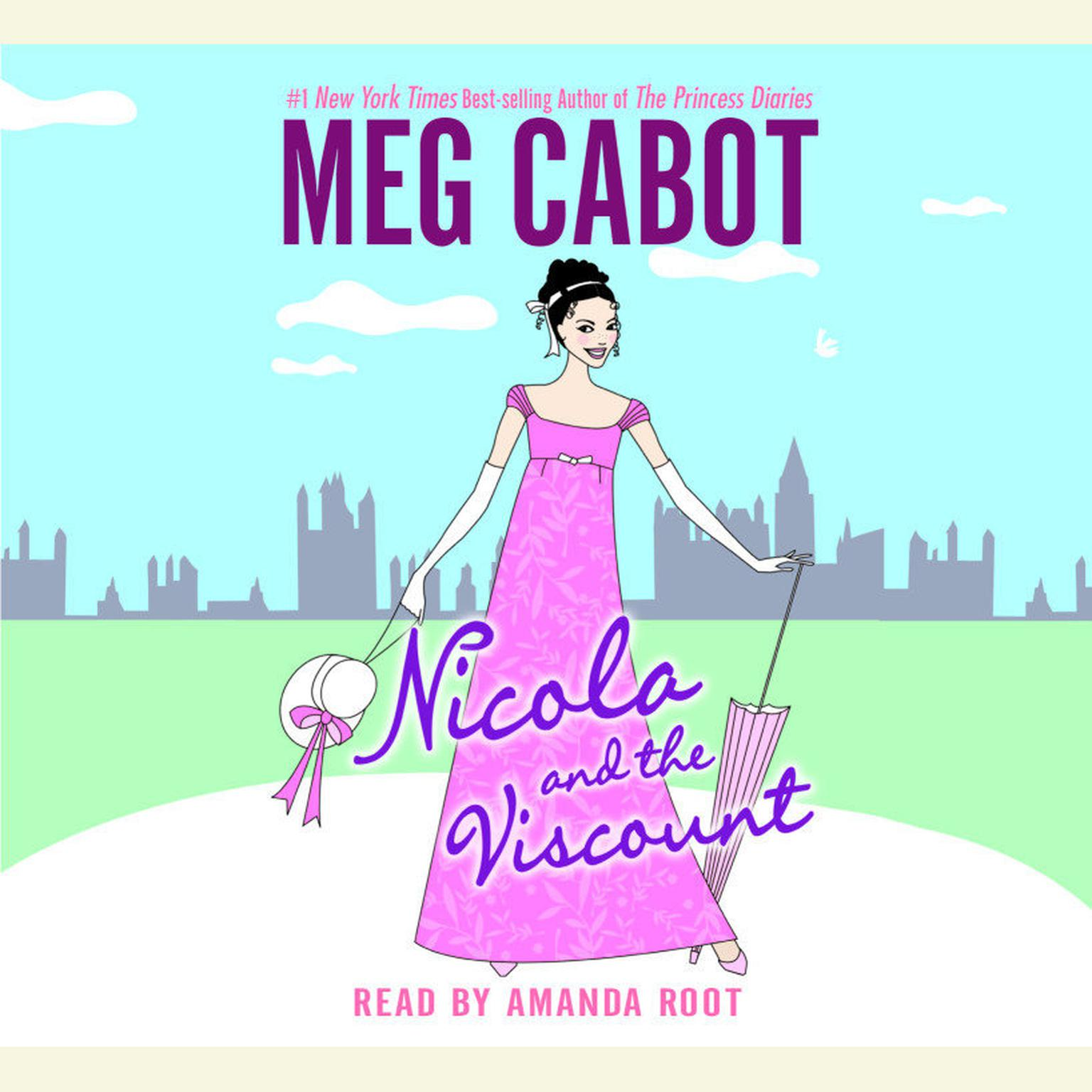 Printable Nicola and the Viscount Audiobook Cover Art