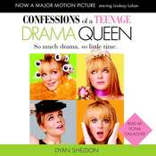 Confessions of a Teenage Drama Queen Audiobook, by Dyan Sheldon