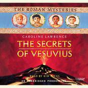 The Secrets of Vesuvius, by Caroline Lawrence