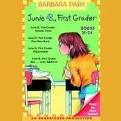 Junie B. Jones Collection : Books 21-24, by Barbara Par
