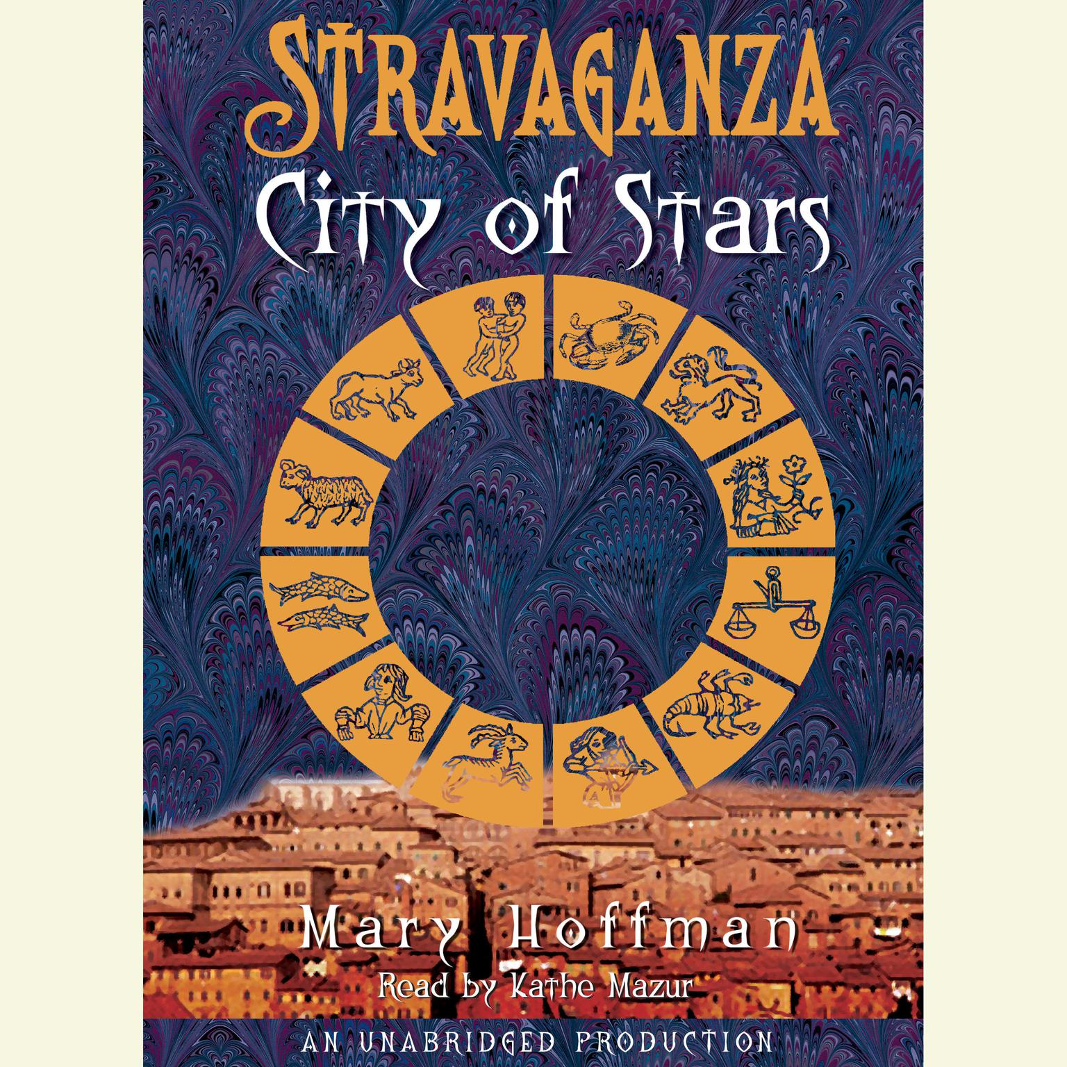 Printable Stravaganza: City of Stars Audiobook Cover Art