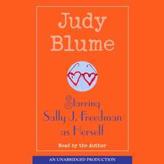Starring Sally J. Freedman as Herself Audiobook, by Judy Blume
