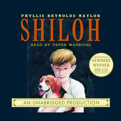 Shiloh Audiobook, by Phyllis Reynolds Naylor