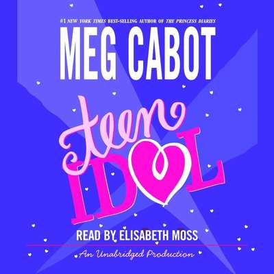 Teen Idol Audiobook, by Meg Cabot