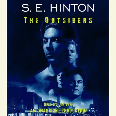 The Outsiders Audiobook, by S. E. Hinton