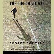 The Chocolate War Audiobook, by Robert Cormier