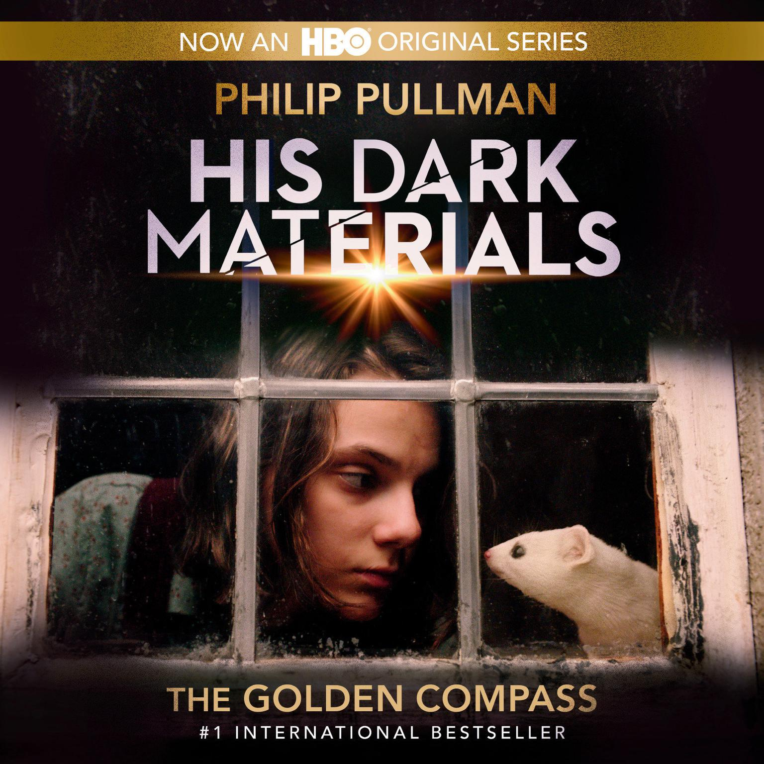 Printable His Dark Materials, Book I: The Golden Compass Audiobook Cover Art