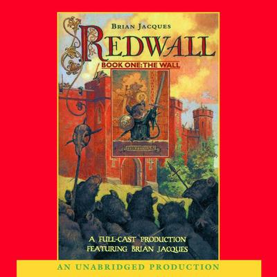 Redwall Audiobook, by Brian Jacques