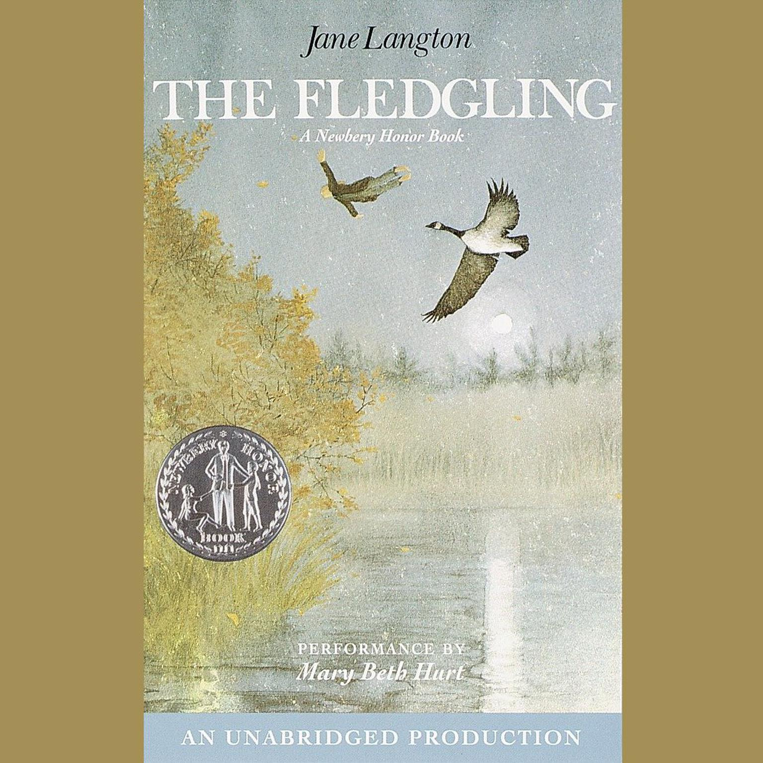 Printable The Fledgling Audiobook Cover Art
