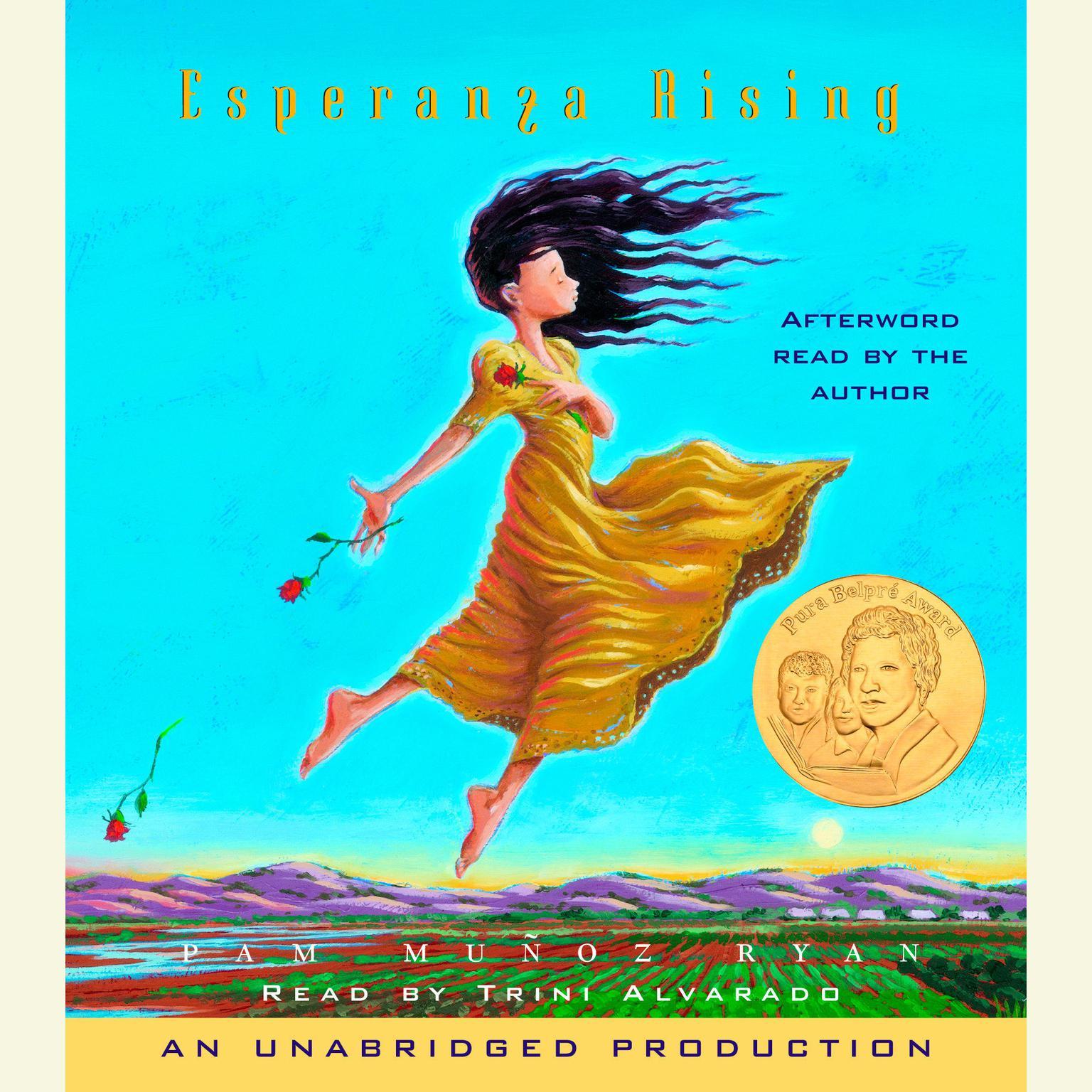 Printable Esperanza Rising Audiobook Cover Art