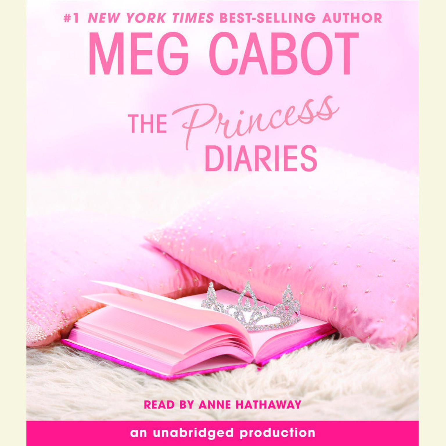 Printable The Princess Diaries, Volume I: The Princess Diaries Audiobook Cover Art