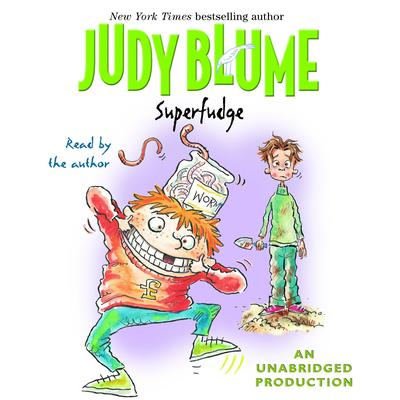 Superfudge Audiobook, by Judy Blume