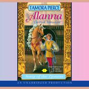 Alanna: The First Adventure, by Tamora Pierc