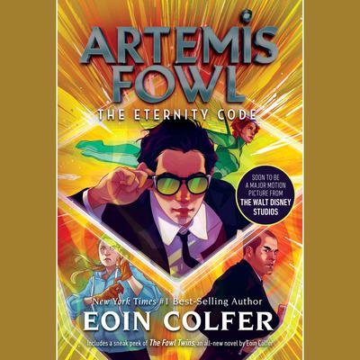 Artemis Fowl 3: The Eternity Code Audiobook, by Eoin Colfer