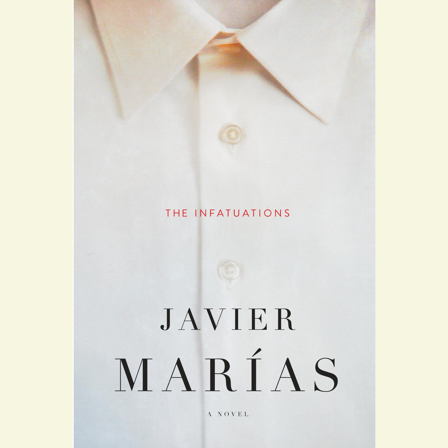 Printable The Infatuations Audiobook Cover Art