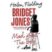 Bridget Jones: Mad About the Boy Audiobook, by Helen Fielding