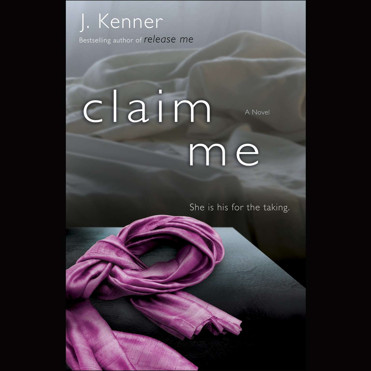 Printable Claim Me: A Novel Audiobook Cover Art