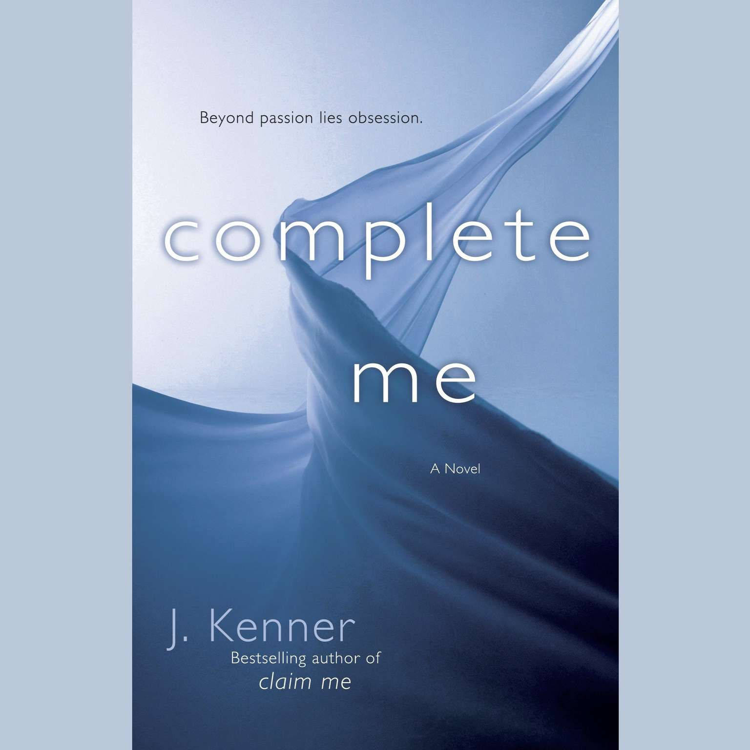Printable Complete Me Audiobook Cover Art