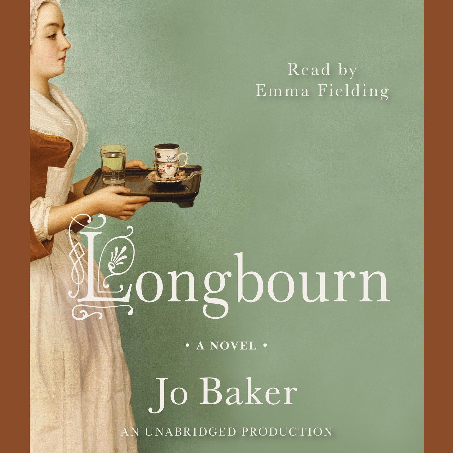 Printable Longbourn Audiobook Cover Art