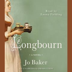 Longbourn Audiobook, by Jo Baker