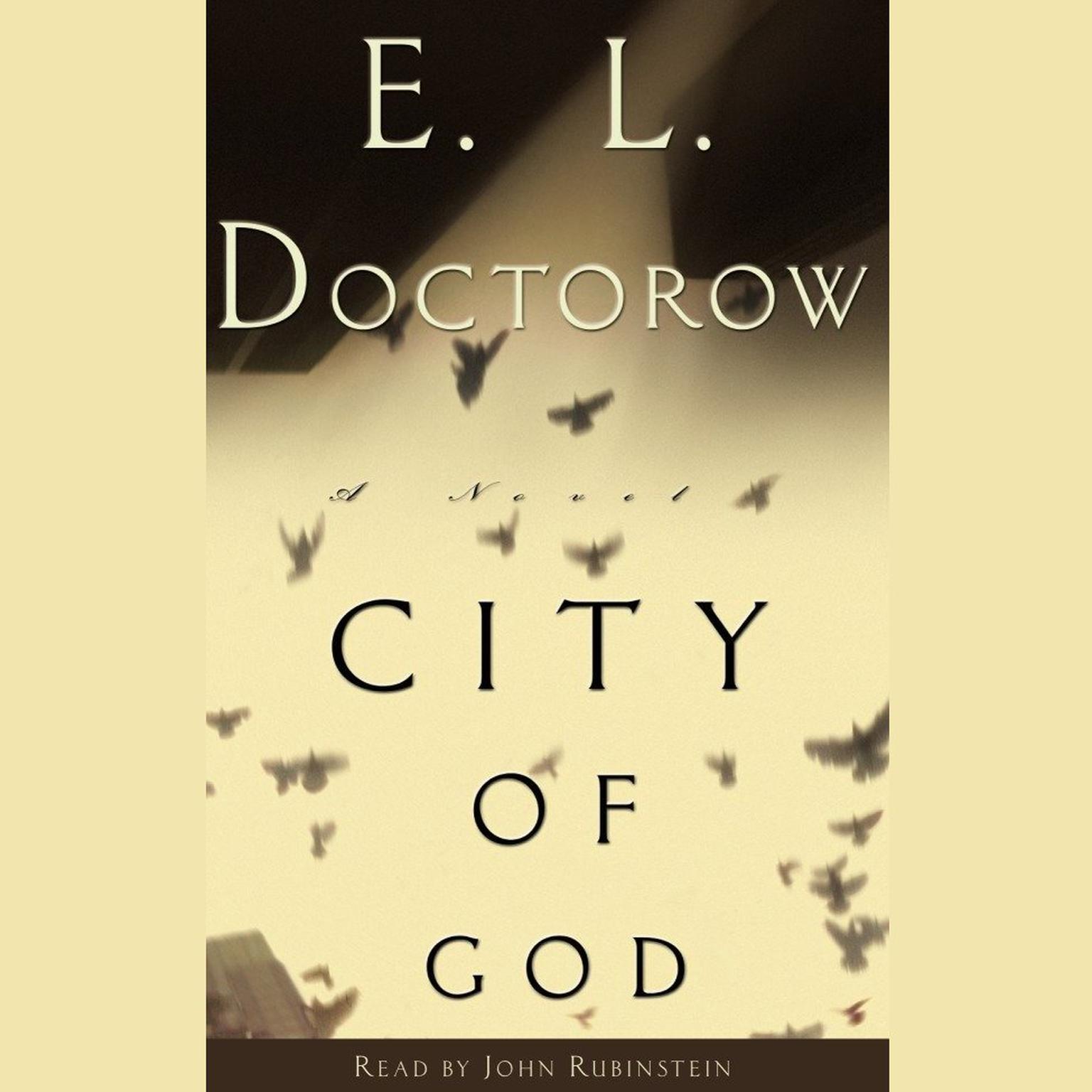 Printable City of God: A Novel Audiobook Cover Art