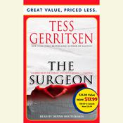 The Surgeon: A Rizzoli & Isles Novel Audiobook, by Tess Gerritsen