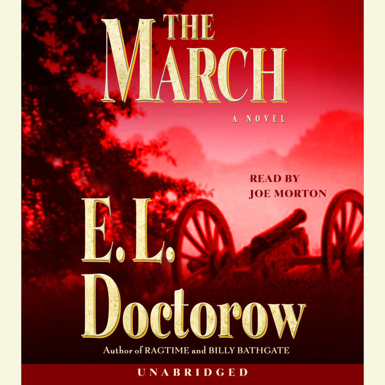 Printable The March: A Novel Audiobook Cover Art