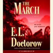 The March: A Novel Audiobook, by E. L. Doctorow