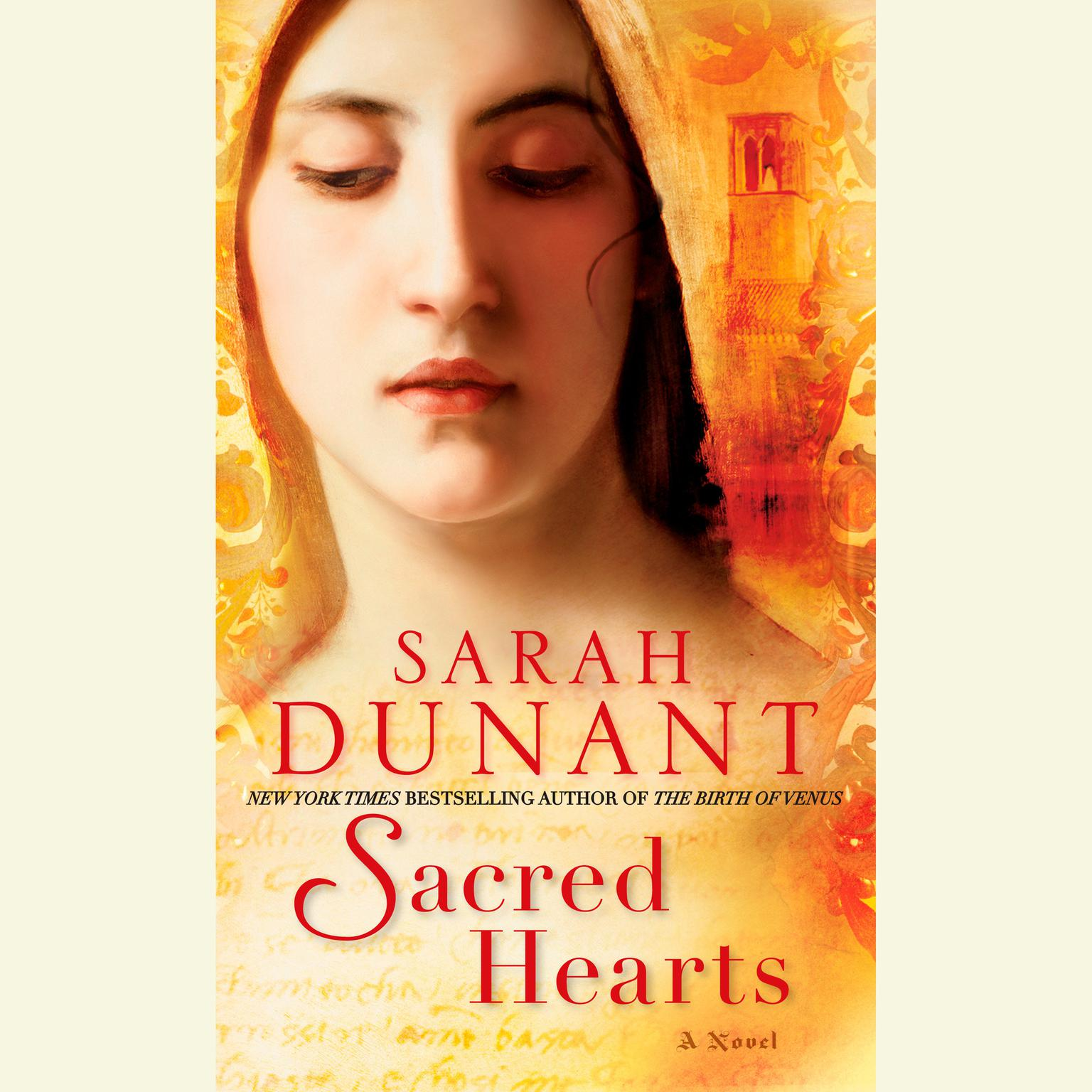 Printable Sacred Hearts: A Novel Audiobook Cover Art
