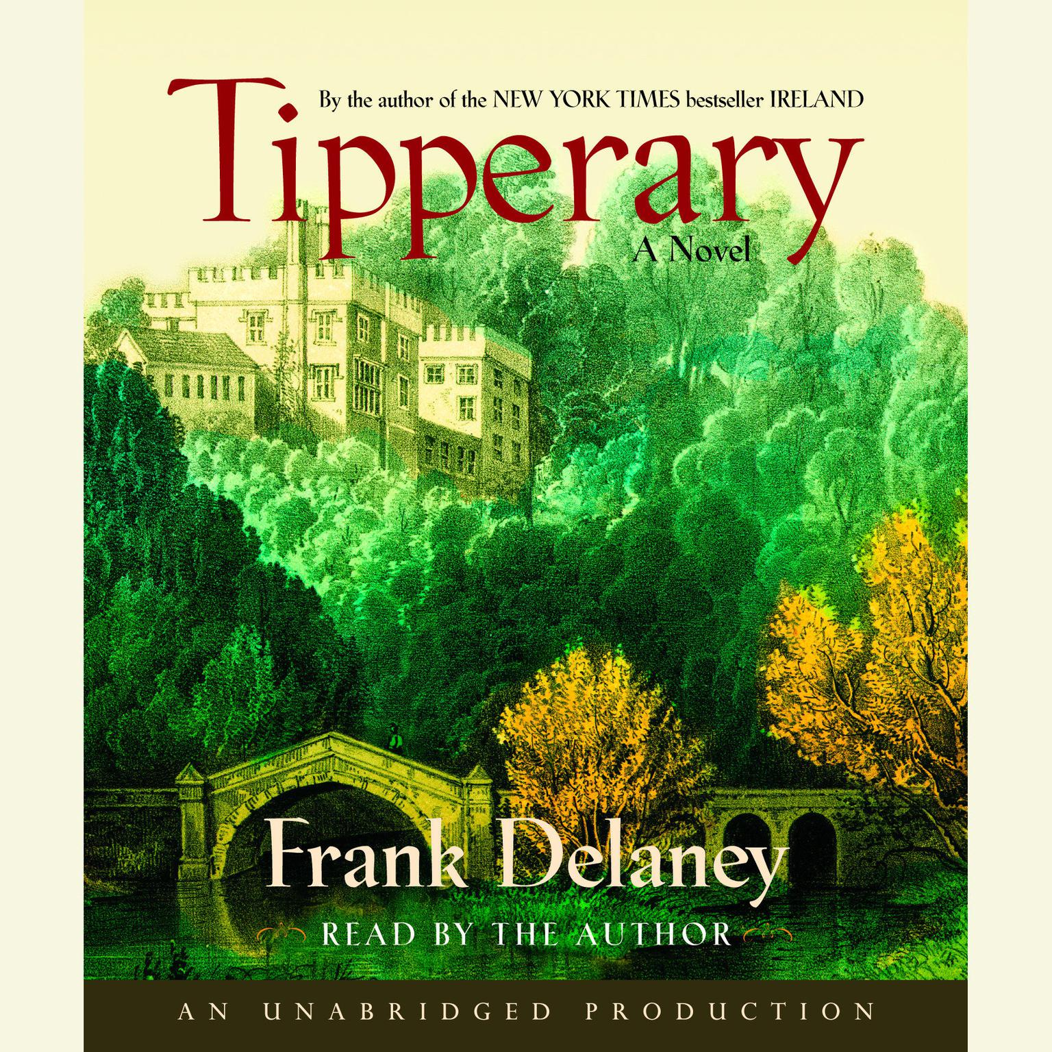 Printable Tipperary: A Novel of Ireland Audiobook Cover Art